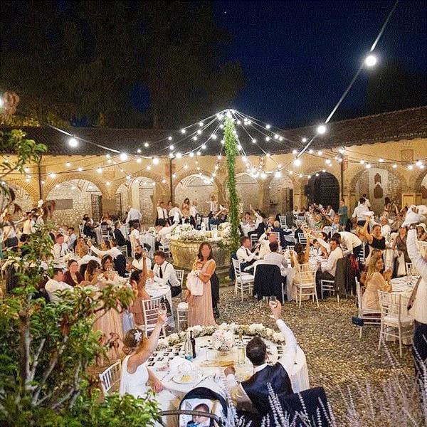 Luci Paesane allestimenti per matrimoni e feste
