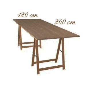 Tavolo imperiale cm120