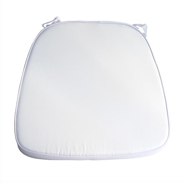 Cuscino Bianco per Sedia
